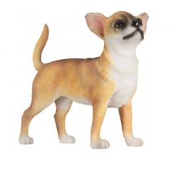 Chihuahua hondenfiguur