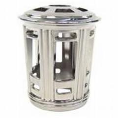 sierdop zilver zwaar-Lampe Berger