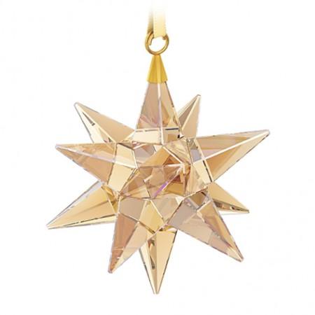 Swarovski-Ster-goud-Ornament