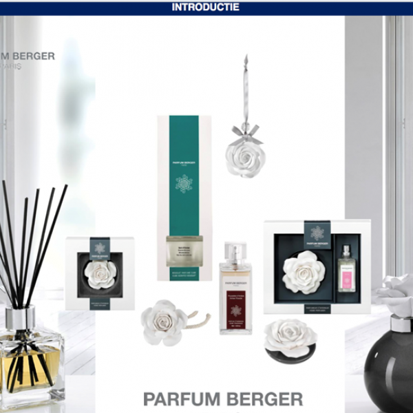 Lampe Berger Bouquet