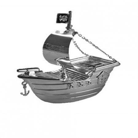 Spaarpot-piratenschip