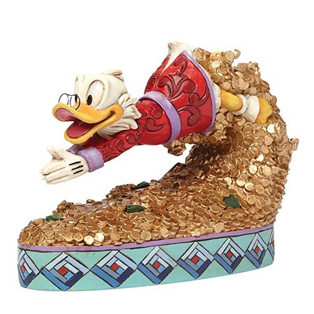 Dagobert Duck-Disney Traditions
