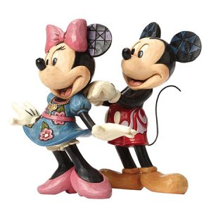 Mickey & Minni Mouse-Disney Traditions