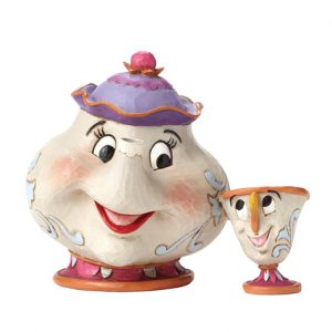 4049622-A Mother's Love (Mrs Potts and Chip)