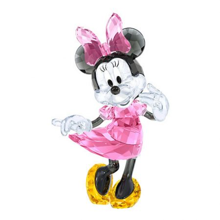 Minnie mouse Swarovski