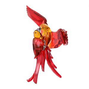 Rode papegaaien