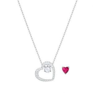 5365987 Love Heart pendant zilver - Swarovski