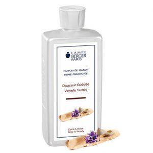 Velvety Suede Lampe Berger Parfum