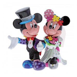 4058179 Mickey en Minnie Wedding