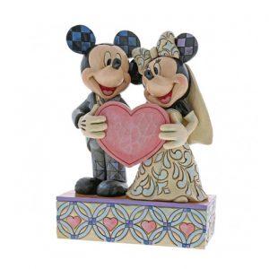 4059748 Two Souls, One Heart Wedding Mickey en Minnie
