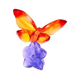 5374943 vlinder op bloem