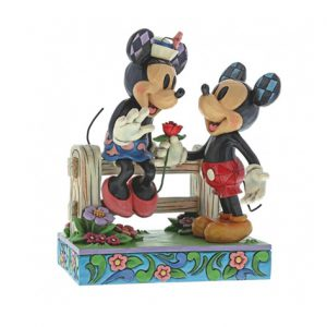 6000969 Blossoming Romance (Mickey en Minnie)