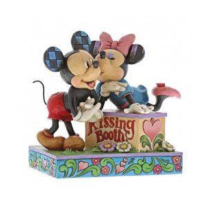 6000970 Kissing Booth Mickey en Minnie