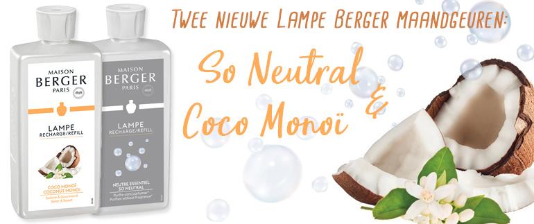 Lampe-Berger-maandgeur-zomer-2019-Coco-Monoi-Neutre-Essential-Au-Goût-Exclusif